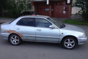 Автомобиль Suzuki Baleno, хорошее состояние, 1998 года выпуска, цена 60 000 руб., Санкт-Петербург