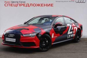 Новый автомобиль Audi A7, 2016 года выпуска, цена 3 734 841 руб., Сочи