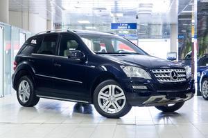 Авто Mercedes-Benz M-Класс, 2010 года выпуска, цена 1 333 333 руб., Москва