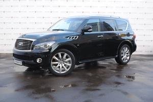 Авто Infiniti QX80, 2013 года выпуска, цена 2 400 000 руб., Москва