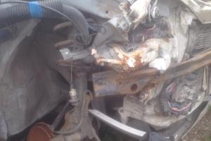 Автомобиль Toyota Raum, битый состояние, 1999 года выпуска, цена 50 000 руб., Москва
