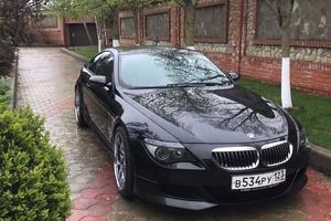 Автомобиль BMW M6, отличное состояние, 2007 года выпуска, цена 2 100 000 руб., Краснодарский край