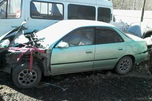 Автомобиль Toyota Carina, битый состояние, 1993 года выпуска, цена 65 000 руб., Екатеринбург