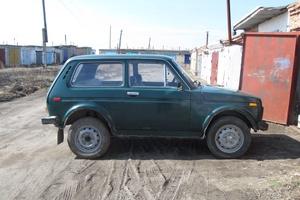Подержанный автомобиль ВАЗ (Lada) 4x4, отличное состояние, 1987 года выпуска, цена 35 000 руб., Челябинск