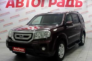Авто Honda Pilot, 2009 года выпуска, цена 815 000 руб., Москва