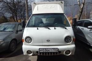 Подержанный автомобиль Hyundai Porter, хорошее состояние, 2007 года выпуска, цена 270 000 руб., Мытищи
