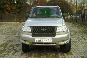 Автомобиль УАЗ Patriot, отличное состояние, 2011 года выпуска, цена 465 000 руб., Смоленск