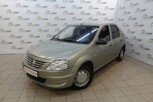 Авто Renault Logan, 2011 года выпуска, цена 285 000 руб., Санкт-Петербург