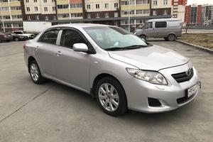 Автомобиль Toyota Corolla, отличное состояние, 2007 года выпуска, цена 399 000 руб., Челябинск
