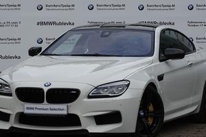 Авто BMW M6, 2016 года выпуска, цена 7 999 000 руб., Москва