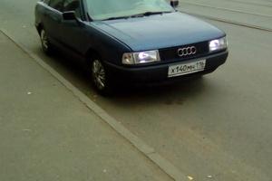 Подержанный автомобиль Audi 80, среднее состояние, 1986 года выпуска, цена 85 000 руб., Казань