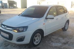 Подержанный автомобиль ВАЗ (Lada) Kalina, отличное состояние, 2013 года выпуска, цена 320 000 руб., Нижневартовск