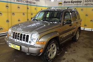 Авто Jeep Cherokee, 2006 года выпуска, цена 660 000 руб., Самара