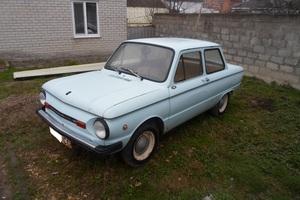 Автомобиль ЗАЗ 968, хорошее состояние, 1988 года выпуска, цена 55 000 руб., Пятигорск