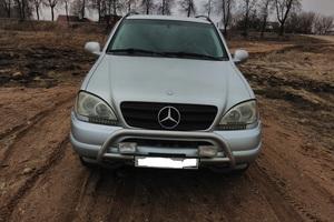 Подержанный автомобиль Mercedes-Benz M-Класс, хорошее состояние, 1998 года выпуска, цена 295 000 руб., Смоленск