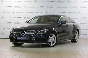 Авто Mercedes-Benz CLS-Класс, 2015 года выпуска, цена 2 600 000 руб., Санкт-Петербург