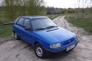 Автомобиль Skoda Felicia, среднее состояние, 1996 года выпуска, цена 73 000 руб., Иваново