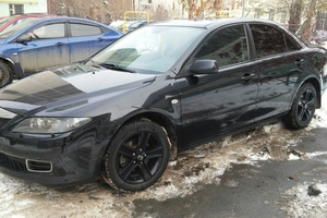 Подержанный автомобиль Mazda 6, отличное состояние, 2006 года выпуска, цена 355 000 руб., Челябинск