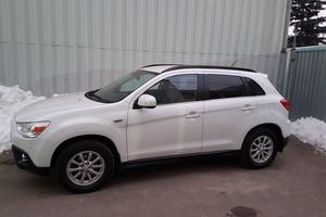 Подержанный автомобиль Mitsubishi ASX, отличное состояние, 2012 года выпуска, цена 850 000 руб., Подольск
