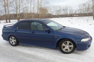 Автомобиль Honda Torneo, хорошее состояние, 1999 года выпуска, цена 300 000 руб., Красноярск
