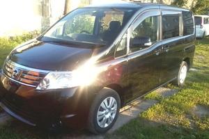 Автомобиль Nissan Serena, отличное состояние, 2010 года выпуска, цена 755 000 руб., Барнаул