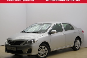 Авто Toyota Corolla, 2012 года выпуска, цена 585 000 руб., Москва