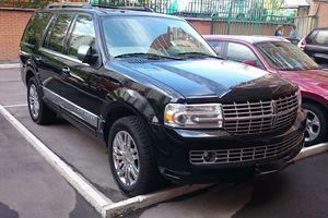 Автомобиль Lincoln Navigator, отличное состояние, 2007 года выпуска, цена 1 500 000 руб., Москва