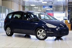 Авто Ford S-Max, 2010 года выпуска, цена 722 222 руб., Москва