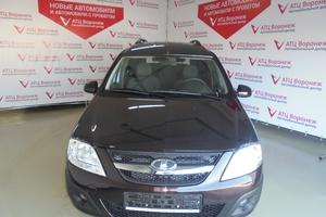 Авто ВАЗ (Lada) Largus, 2017 года выпуска, цена 563 000 руб., Воронеж