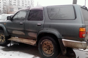 Автомобиль Toyota 4Runner, среднее состояние, 1993 года выпуска, цена 180 000 руб., Ковров