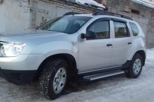 Подержанный автомобиль Renault Duster, хорошее состояние, 2014 года выпуска, цена 650 000 руб., Смоленск