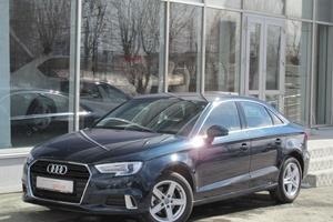 Подержанный автомобиль Audi A3, отличное состояние, 2016 года выпуска, цена 1 460 000 руб., Екатеринбург