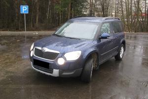 Подержанный автомобиль Skoda Yeti, отличное состояние, 2010 года выпуска, цена 455 000 руб., Дубна