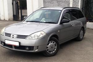Автомобиль Nissan Wingroad, хорошее состояние, 2002 года выпуска, цена 205 000 руб., Екатеринбург