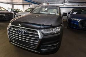 Авто Audi Q7, 2017 года выпуска, цена 5 741 400 руб., Москва
