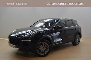 Авто Porsche Cayenne, 2015 года выпуска, цена 5 619 000 руб., Москва