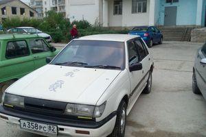 Автомобиль Isuzu Gemini, среднее состояние, 1989 года выпуска, цена 55 000 руб., Евпатория