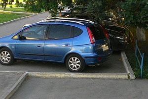 Автомобиль Chevrolet Rezzo, хорошее состояние, 2006 года выпуска, цена 300 000 руб., Свердловская область