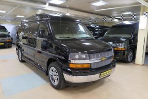 Подержанный автомобиль Chevrolet Express, отличное состояние, 2007 года выпуска, цена 1 390 000 руб., Москва