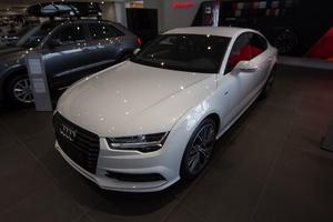 Новый автомобиль Audi A7, 2017 года выпуска, цена 3 801 042 руб., Москва