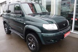 Авто УАЗ Patriot, 2014 года выпуска, цена 588 000 руб., Краснодар