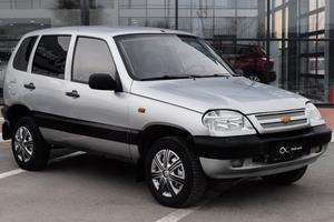 Авто Chevrolet Niva, 2003 года выпуска, цена 164 000 руб., Ростов-на-Дону
