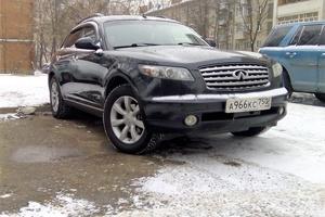Подержанный автомобиль Infiniti FX-Series, отличное состояние, 2003 года выпуска, цена 600 000 руб., Электросталь