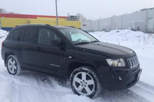 Автомобиль Jeep Compass, хорошее состояние, 2012 года выпуска, цена 958 000 руб., Казань