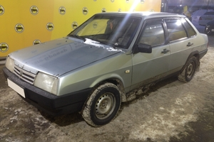 Авто ВАЗ (Lada) 2109, 2002 года выпуска, цена 70 000 руб., Самара