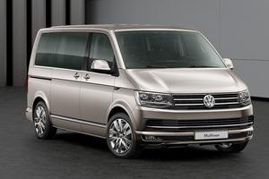 Авто Volkswagen Multivan, 2017 года выпуска, цена 3 755 800 руб., Москва