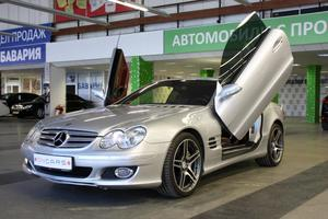 Авто Mercedes-Benz SL-Класс, 2006 года выпуска, цена 1 170 000 руб., Москва