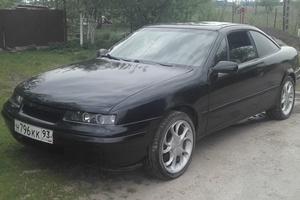 Автомобиль Opel Calibra, хорошее состояние, 1991 года выпуска, цена 170 000 руб., Краснодар