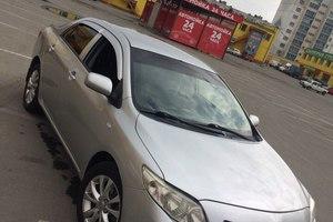 Автомобиль Toyota Corolla, хорошее состояние, 2007 года выпуска, цена 430 000 руб., Челябинск