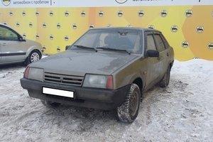 Авто ВАЗ (Lada) 2109, 2000 года выпуска, цена 70 000 руб., Самара